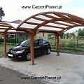 drewniana wiata garażowa samochodowa carport #DrewnianaWiataGarażowa #WiataDrewniana #WiataNaSamochód #WiataSamochodowa #WiatyGarażowe