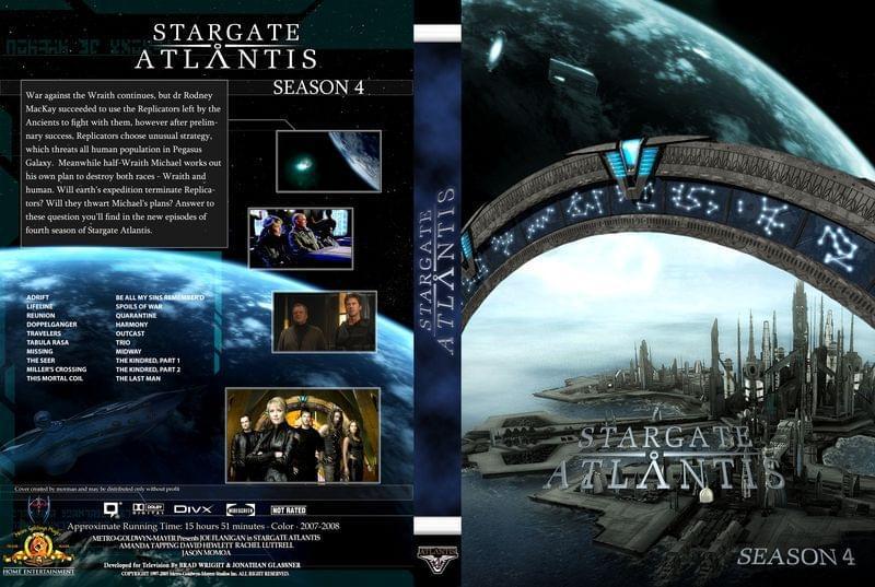 Gwiezdne wrota:Atlantyda/Stagrate Atlantis - Season 4 [LEKTOR PL]