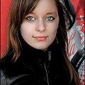 Daria-sesja #Portret #dziewczyna #twarz #chusta
