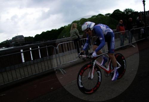 Giro D'italia w Amsterdamie 1etap