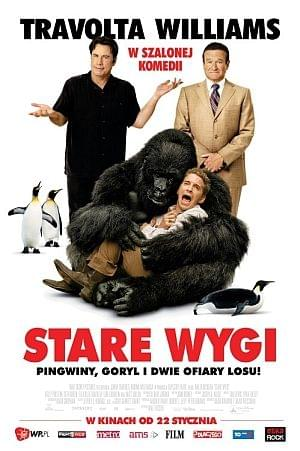 Stare Wygi / Old Dogs [2009] [DVDRip] [XviD] [Lektor PL]