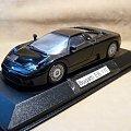 Bugatti EB 110 Minichamps 1:43 #Minichamps #Bugatti #rarytas #unikat #rzadki #modele #samochody #samochód