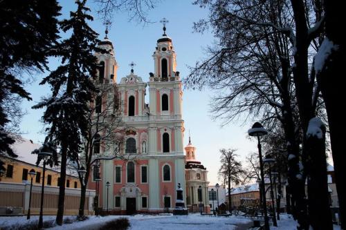 Kościół Sw. Katarzyny #Wilno