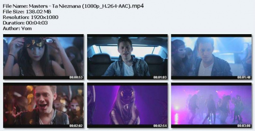 Masters - Ta Nieznana (2013) HD 1080p