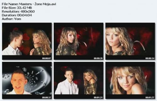 Masters - ¯ono Moja (2008)