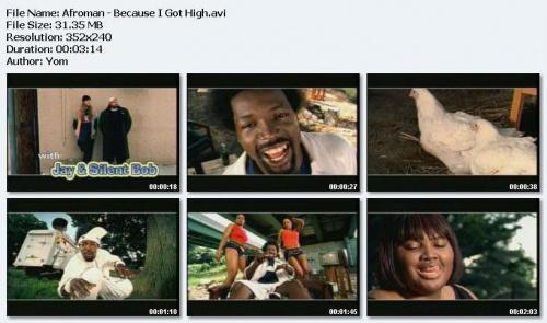 Afroman - Because I Got High (2001)