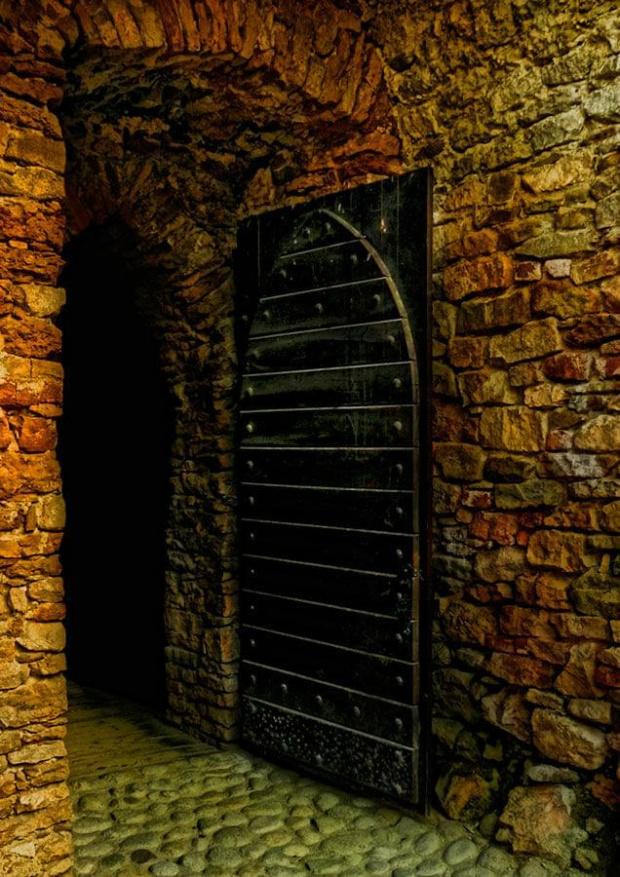 jeszcze jeden detal z Czorsztynskiego zamku...:) #czorsztyn #evasaltarski #zamek