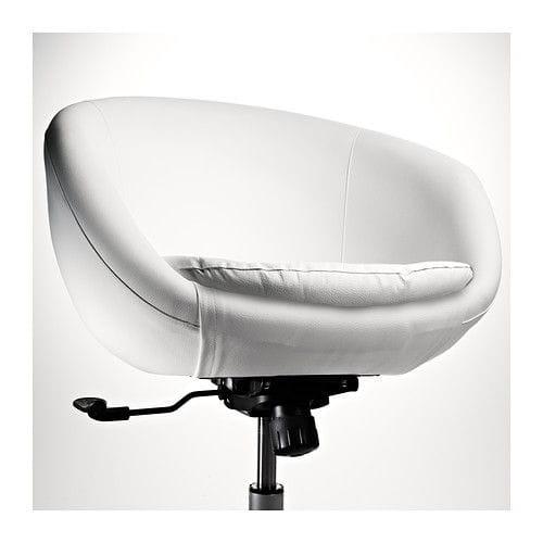 ikea fotel krzes o obrotowe skruvsta kurier fvat 3361613459 oficjalne archiwum allegro. Black Bedroom Furniture Sets. Home Design Ideas