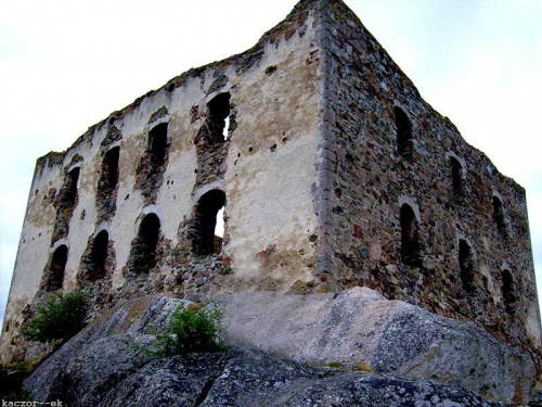 #szwecja #ruiny #brahehus