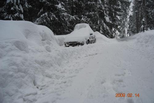 No i zasypało autko. Może ktoś wie co to za auto?? #Śnieg #auto #samochód