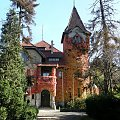 zameczek tym razem na jesienno.. #JeleniaGóra #zamki #jesień #architektura #budowle